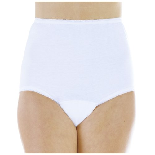 3 Pack Womens Reusable Incontinence Underwear, 6 oz